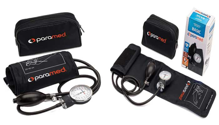Manual-PARAMED-Aneroid-Sphygmomanometer