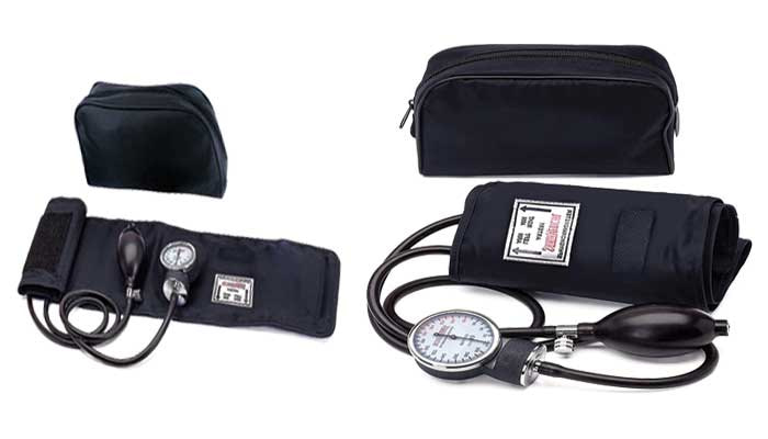 Santamedical-Adult-Deluxe-Aneroid-Monitor