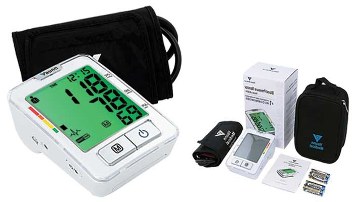 Vaunn-Medical-Fully-Automatic-Accurate-Blood-Pressure-Monitor