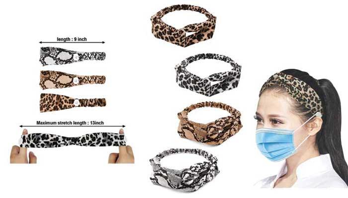 OKAICEN-Leopard-Print-Elastic-Cross-Buttons-Headbands