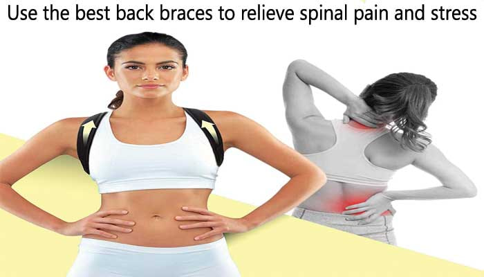 Choose the back brace for reducing back pain