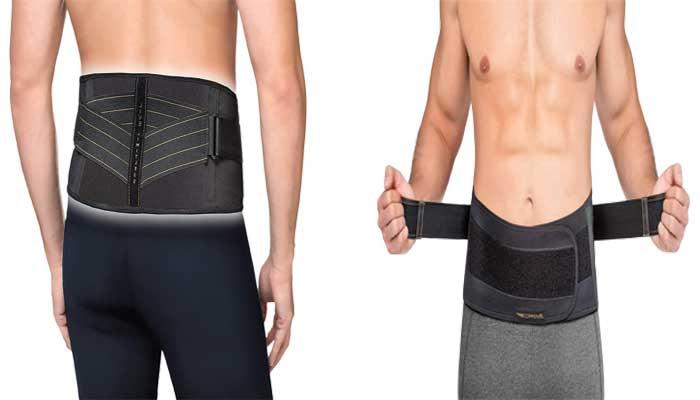 Lower-Back-Muscle-Support-Copper-Fit-Back-Belt-Compression-Brace