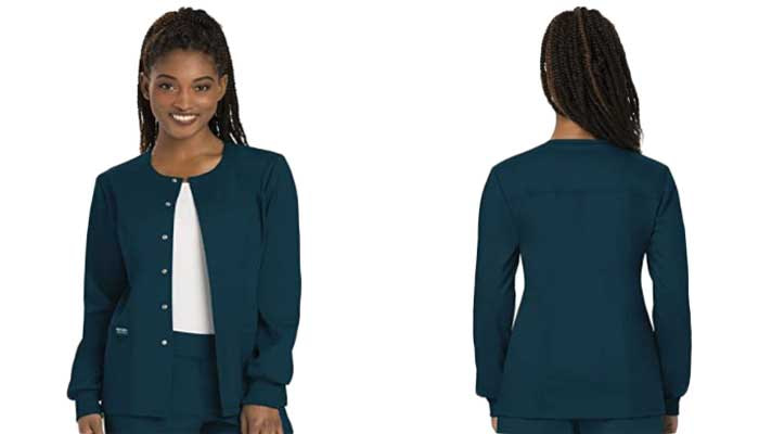 Best-for-Snap-Front-Cherokee-Womens-Jacket