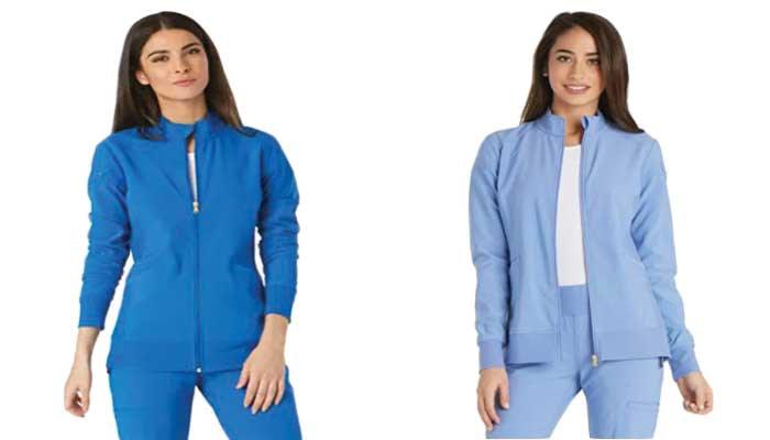 Best-for-Zip-Front-Cherokee-iflex-Scrub-Jacket