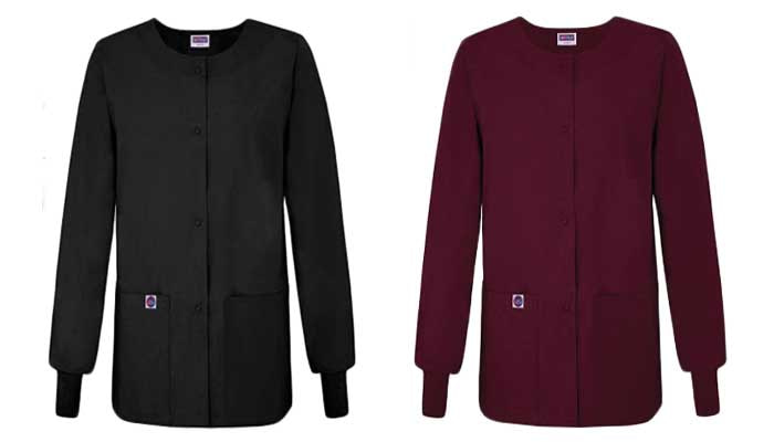 Best-for-Price-Sivvan-Womens-Scrubs-Jacket