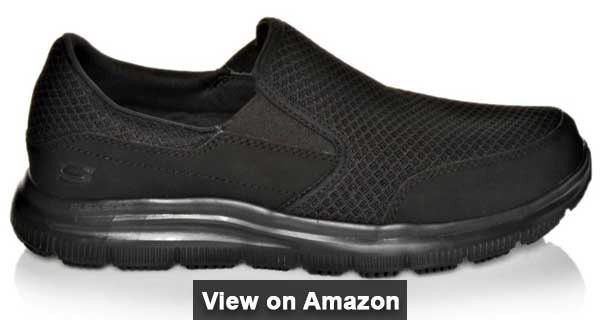 Skechers Men Flex Slip Resistant shoes