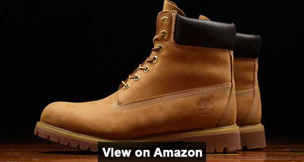 Timberland Mens 6 Inch Premium Waterproof Boot