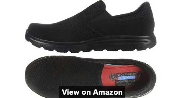 Skechers for Work Men's Flex Advantage Slip Resistant